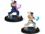 25% off Street Fighter Ryu Collector's Statue Evil Ryu (Blue)