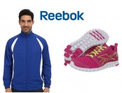 Up to 68% off Reebok Shoes and Apparel