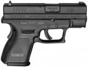 "$88 off Springfield XD 3"" Sub-Compact, Semi-automatic"