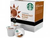 38% off Keurig Starbucks Breakfast Blend Coffee K-cups (16-pack)
