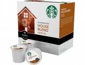 38% off Keurig Starbucks House Blend K-cups (16-pack)