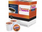 33% off Dunkin' Donuts French Vanilla K-cups (16-pack)