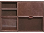 60% off Grand Star Dresser Valet - Brown