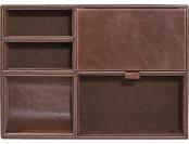 60% off Grand Star Dresser Valet - Brown