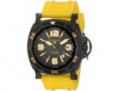 "91% off Swiss Legend 11503-BB-01-YAS ""Typhoon"" Men's Watch"