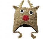89% off D&Y Women's Reindeer Ugly Christmas Hat