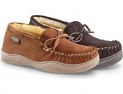 $30 off Guide Gear Men's Chukka Moccasin Slippers