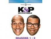 45% off Key & Peele: Seasons One & Two (Blu-ray)