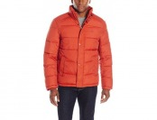76% off Tommy Hilfiger Men's Classic Puffer Jacket, Burnt Orange