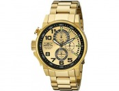 89% off Invicta Men's 14958 Force Japanese Quartz Gold Watch