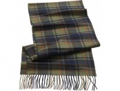 81% off Cashmere Plaid Scarf