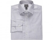 $79 off Signature Spread Collar Tailored Fit Stripe Dress Shirt