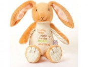 50% off Guess How Much I Love You Nutbrown Hare Bean Bag Plush Toy