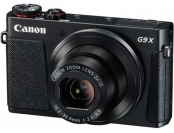 $100 off Canon PowerShot G9 X 20.2MP Ultra Slim Digital Camera