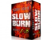 FREE: Slow Burn Boxed Set: Books 1-3 (Zombie Apocalypse) Kindle