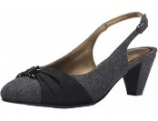 56% off Soft Style by Hush Puppies Women's Dezarae Dress Pump, Grey