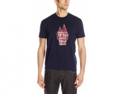 55% off Woolrich Men's Modern Fit Tip Top Graphic T-Shirt