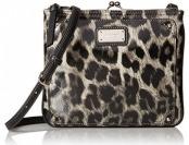 53% off Nine West Jaya Cross Body Bag, Leopard, One Size