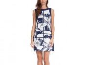 55% off Desigual Women's Sleeveless Palam Printed Dress