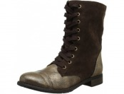 70% off Wanted Shoes Women's Forge Bootie, Bronze