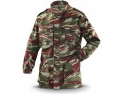 91% off Operator-Grade Military Surplus BDU Jacket, Lizard Camo