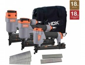54% off HDX Staplers Pneumatic Finishing Kit (5-Piece) HDXBRSTK