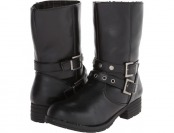 61% off Khombu Sloane (Black) Women's Boots