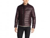 81% off Kenneth Cole New York Men's Down Moto Jacket