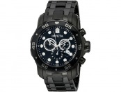 $501 off Invicta 0076 Pro Diver Chronograph Swiss Men's Watch