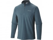 62% off Columbia Men's Klamath Range II Half Zip Jacket, Blue