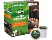 70% off Green Mountain Coffee Hazelnut Decaf Keurig K-Cups 18 ct
