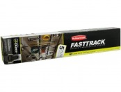 28% off Rubbermaid FastTrack Garage Storage System, 5-Piece
