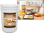 $70 off Readiness Kit 1 Month Food Storage Supply (330 Servings)