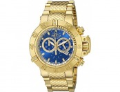 89% off Invicta 14501 Subaqua Noma III 18k Gold Ion-Plated Watch