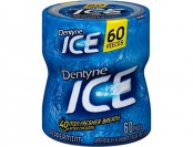 55% off 4-Pk Dentyne Ice Gum, Peppermint, 60-Count Containers