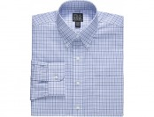 78% off Buttondown Tailored Fit Patterned Dress Shirt Big and Tall