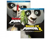 50% off Kung Fu Panda and Kung Fu Panda 2 Bundle Blu-ray Combo
