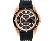 43% off Bulova Precisionist Men's Analog Watch - Black