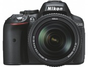38% off Nikon D5300 SLR Camera w/ 18-140mm Dx Nikkor Lens