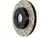 46% off Stop Tech Sportstop Slotted and Drilled Brake Rotor