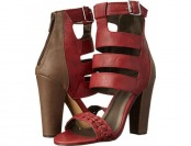 75% off Michael Antonio Jobey (Red) High Heels