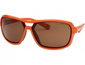 76% off Nike Racer Rectangle Orange Sunglasses