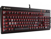 $30 off Corsair Gaming STRAFE, Red LED, Cherry MX Brown Keyboard