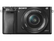 19% off Sony Alpha A6000 Mirrorless Camera w/ 16-50mm Lens
