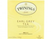 65% off Twinings Earl Grey Tea, Tea Bags, 50-Count Boxes (Pack of 6)