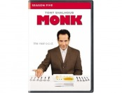45% off Monk: Season 5 (DVD)