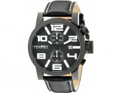 91% off Haurex Italy Men's 3N506UWN TURBINA II Watch