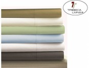 80% off Tribeca Living 800TC Egyptian Cotton Pocket Sheets