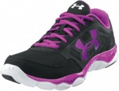 44% off UNDER ARMOUR Women's Engage BL Shoes - Black/Purple