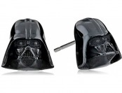 41% off Star Wars 3D Darth Vader Stainless Steel Stud Earrings
